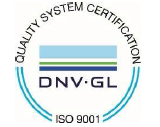 ISO9001(本社工場のみ)